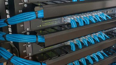 Photo of Structured Wire Systems for Telecom Rooms as well as Enclosures
